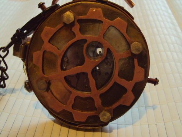 Часы карманные Капитан Немо (Фото 8)