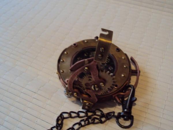 Часы карманные Капитан Немо (Фото 6)