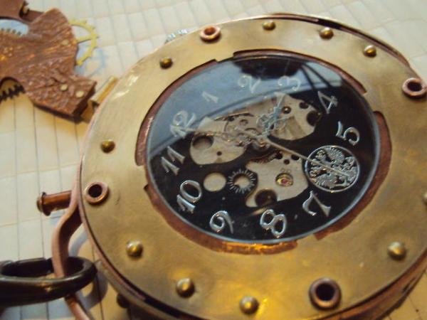 Часы карманные Капитан Немо (Фото 4)