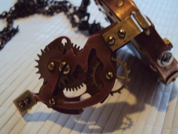 Часы карманные Капитан Немо (Фото 10)
