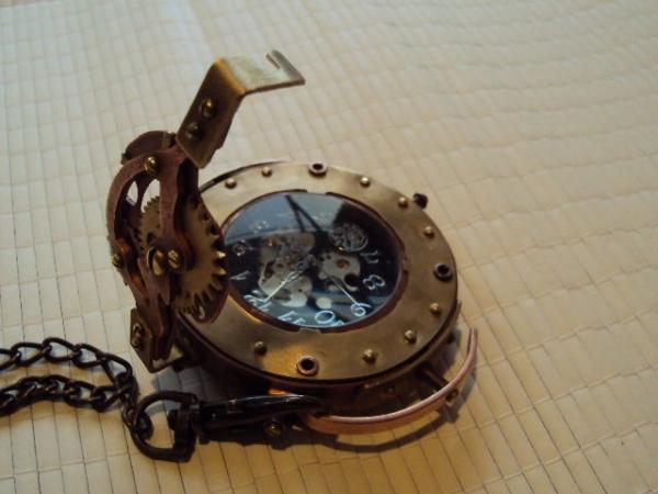 Часы карманные Капитан Немо (Фото 5)