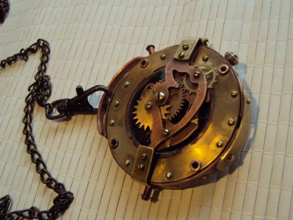Часы карманные Капитан Немо