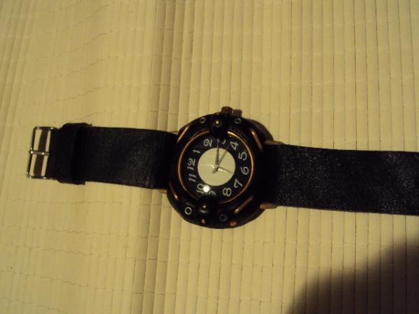 Первые часы из глины. (Фото 4)