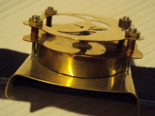 Часы манометр . (Фото 5)