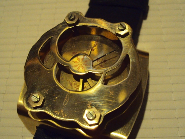 Часы манометр . (Фото 3)