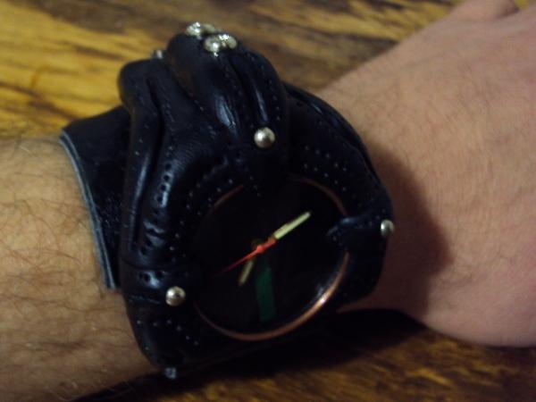 Часы из глины 2 (Фото 2)