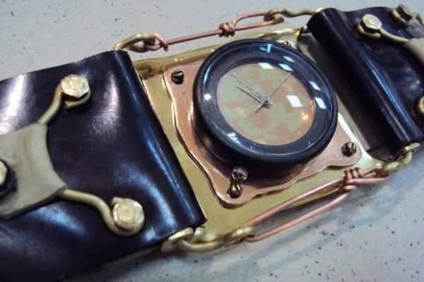 Люблю создавать часы!