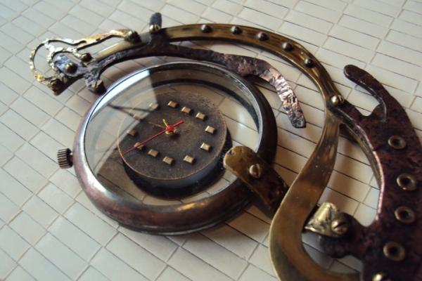 Часы кулон. (Фото 5)