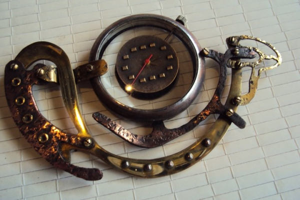 Часы кулон. (Фото 3)