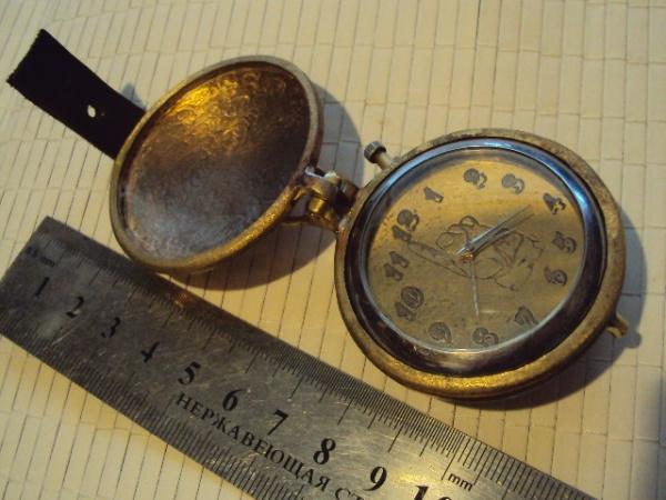 Часы карманные . (Фото 2)