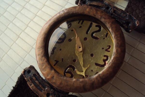 Часы, которые не хочется снимать.