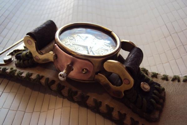 Немножко Ретро часы. (Фото 11)
