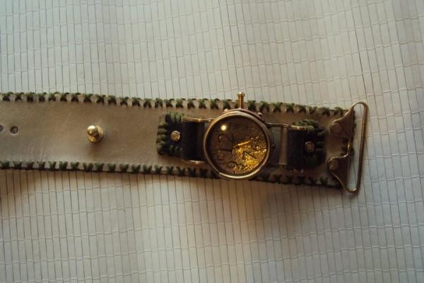Немножко Ретро часы. (Фото 9)
