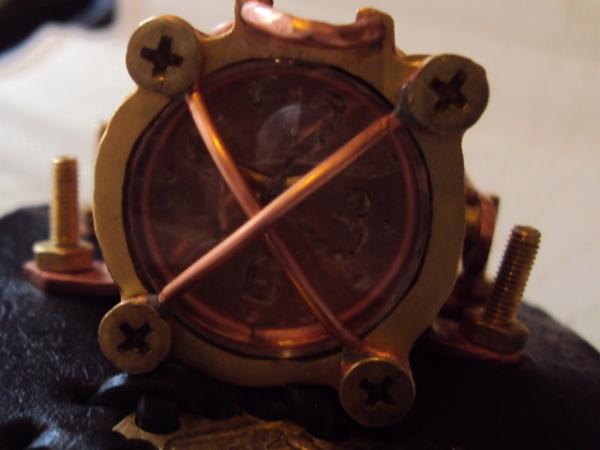 Часы жук. (Фото 8)