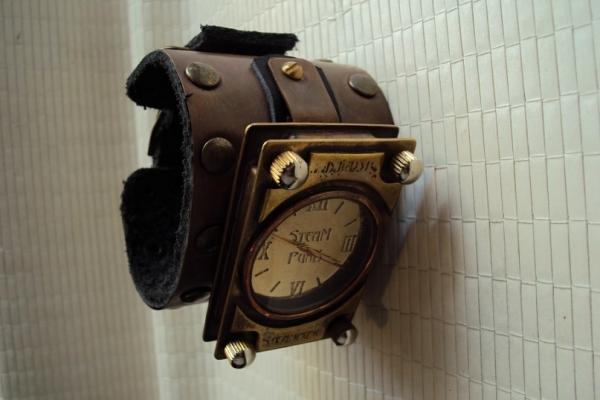 часы steampunk (Фото 2)