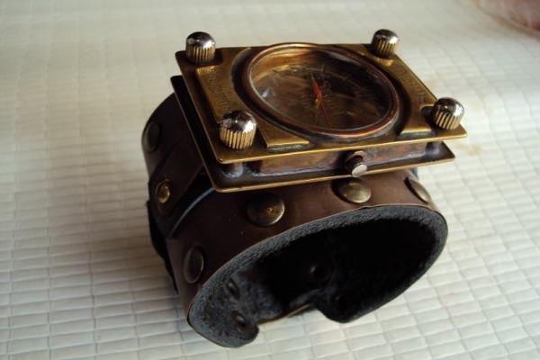 часы steampunk (Фото 6)