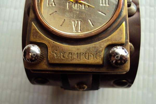 часы steampunk (Фото 4)