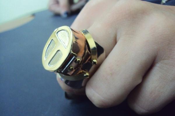 Кольцо интритрига. (Фото 2)