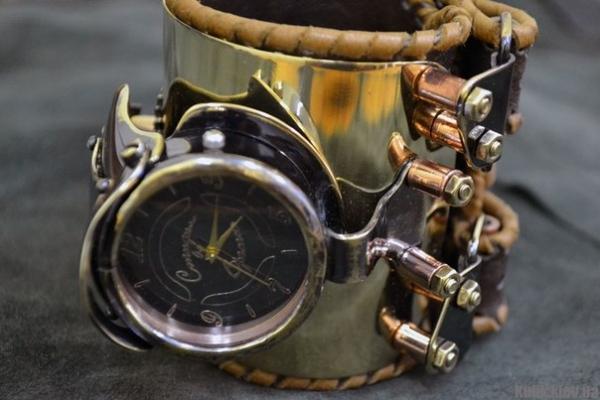 """Часы """"Небесный капитан"""" (Фото 4)"""