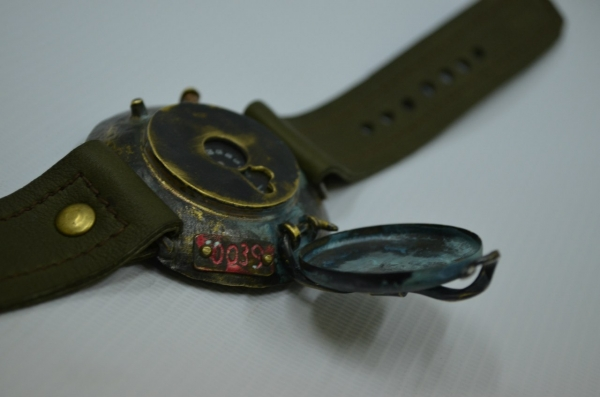 """Часы """"Два нуля тридцать девять"""" (Фото 7)"""