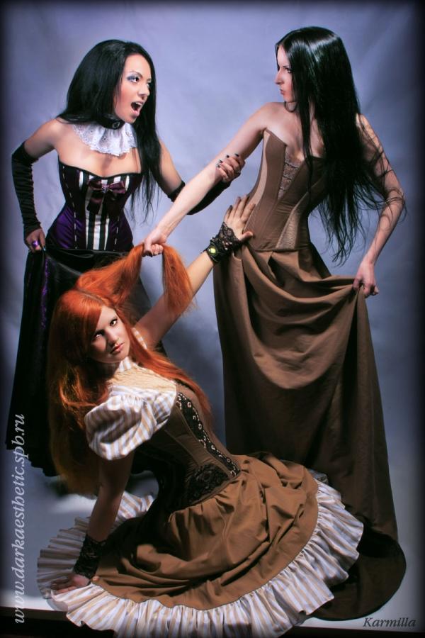 """Новый фотосет... коллекция """"Dark Romantic"""" (Фото 14)"""
