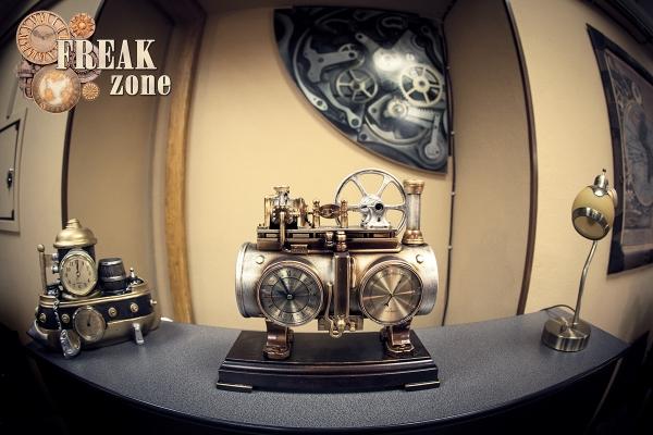 """Итак дата определена! 15 декабря долгожданное открытие первого в России стимпанк анти-кафе """"Freak Zone"""" (Фото 3)"""