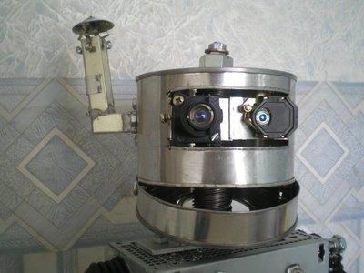 """Робот """"Пушистик"""" - подарок на прошедший новогод. Или история одной аватарки. (Фото 6)"""