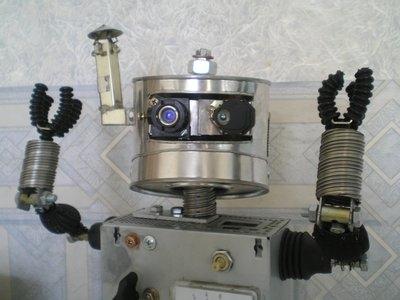 """Робот """"Пушистик"""" - подарок на прошедший новогод. Или история одной аватарки. (Фото 5)"""