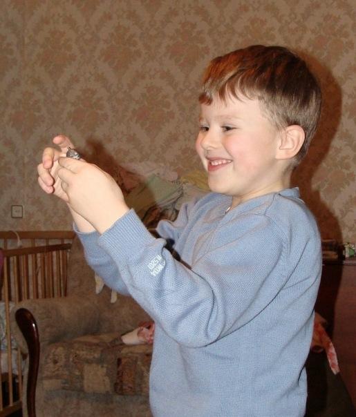 А мои железные самоделкины приехали на Новый Год к новому хозяину )))