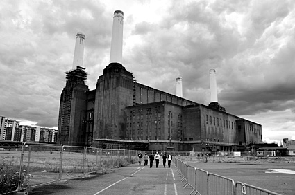 Уголь, пар, электричество
