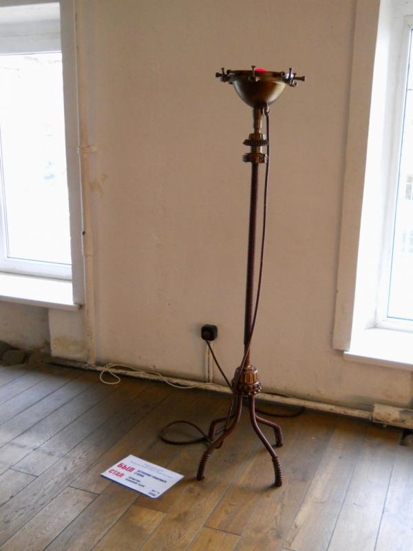 """Выставка индустриального дизайна """"ПроЛом"""" в Питере (Фото 18)"""