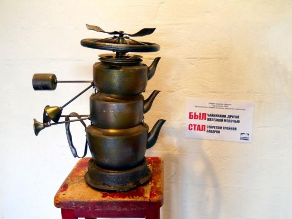 """Выставка индустриального дизайна """"ПроЛом"""" в Питере (Фото 22)"""