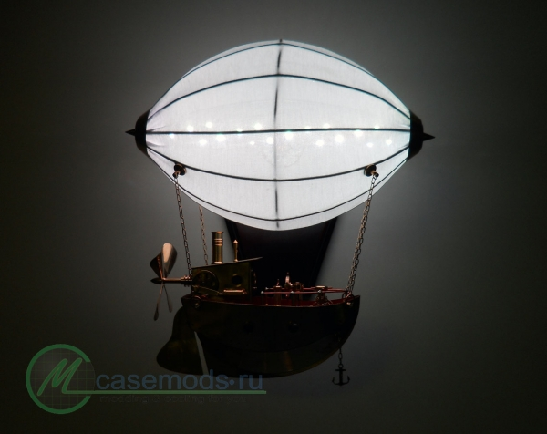 Светильник-дирижабль (Фото 9)