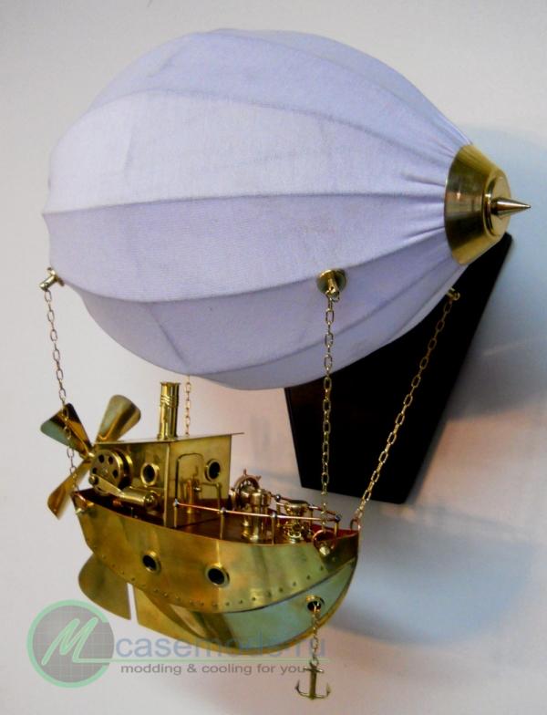Светильник-дирижабль (Фото 2)
