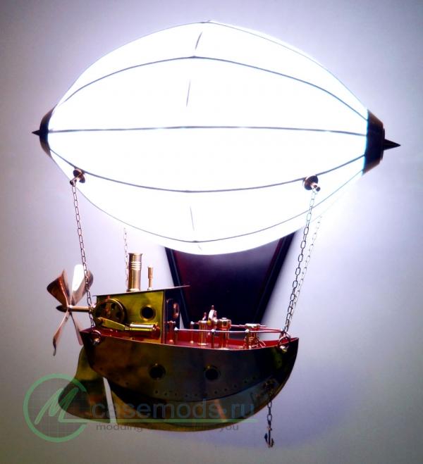 Светильник-дирижабль (Фото 6)