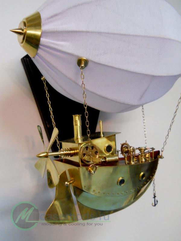 Светильник-дирижабль (Фото 3)