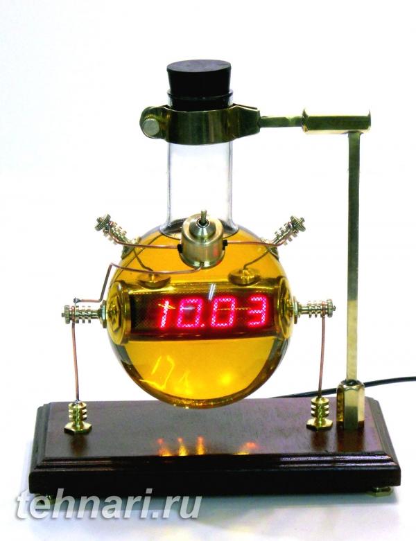 Часы Концентрат времени в жидком виде