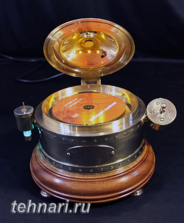 CD-плеер Звуковыжималка