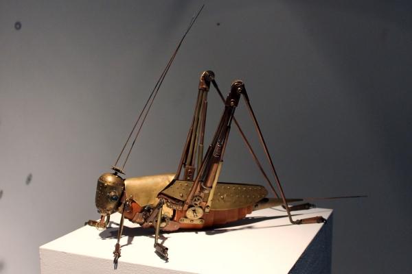 Выставка Андрея Сикорского (Фото 3)