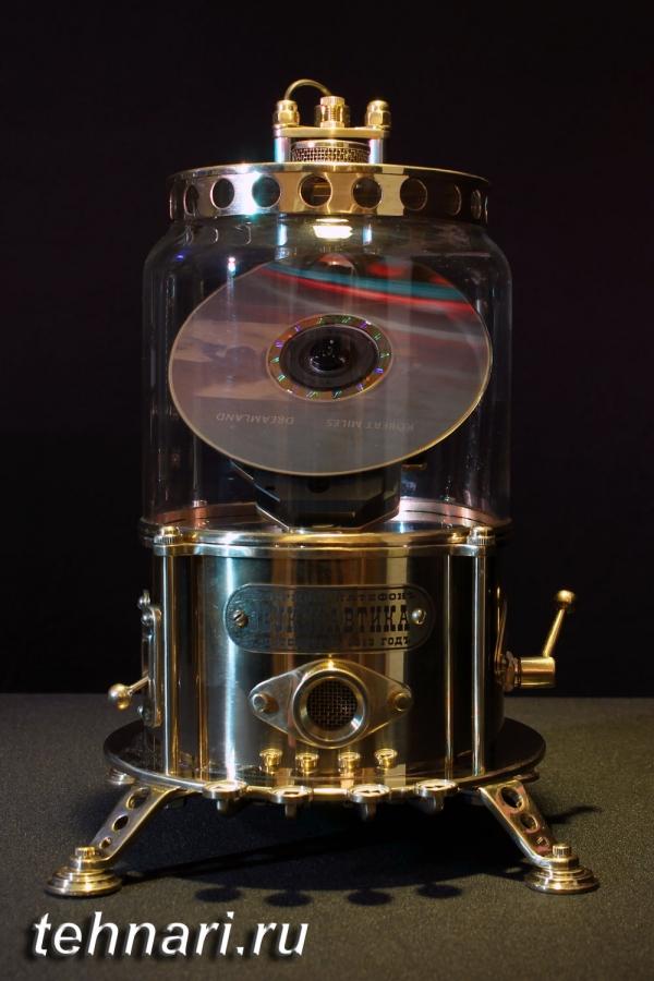 CD-плеер Звуконавтика, первая часть большого проекта