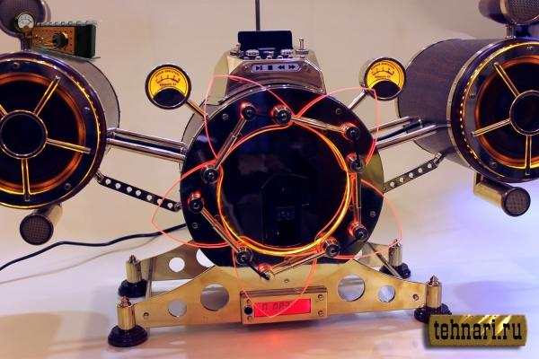 Музыкальная шкатулка Паросаунд