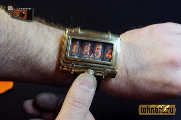 Наручные часы ''Неоника''. Вторая версия