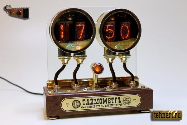 Настольные часы ''Таймометр''