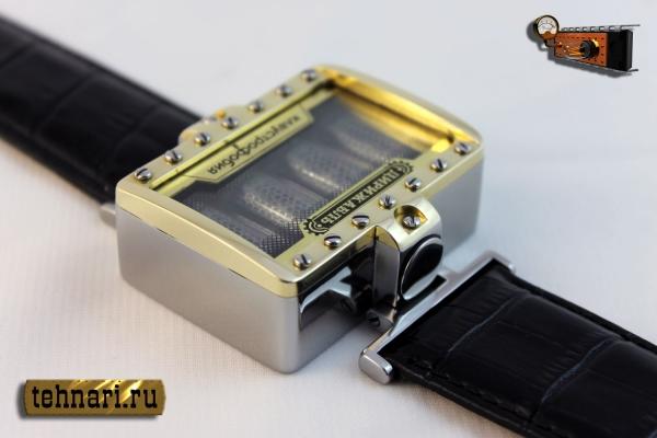 Наручные часы Дирижабль для проекта Клаустрофобия