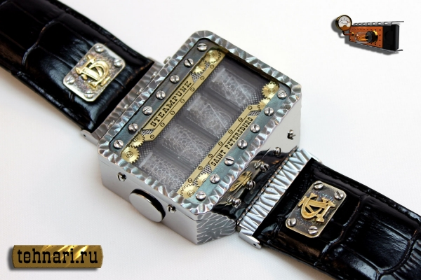 Ещё одни подарочные часы Неоника
