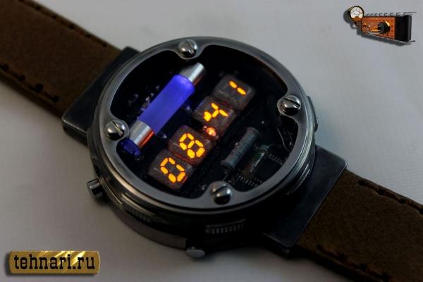 Часы Артёма из игры Метро-2033