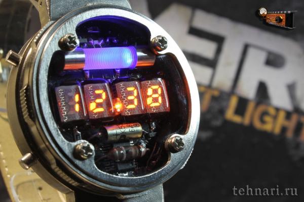 Часы Артёма из Метро 2033. Луч надежды