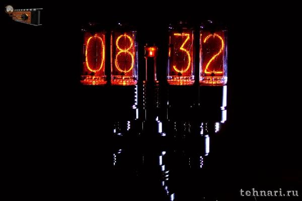 Настольные часы Фактор времени