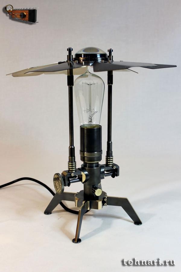 Электрическая лучина Светочъ