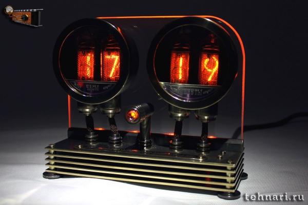 Часы на ИН-14. Новый взгляд